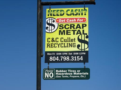 C & C Cullet Recycling